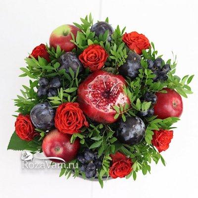 Мужская фруктовая коробка