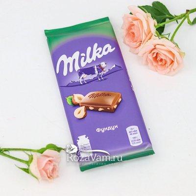 Шоколадка милка