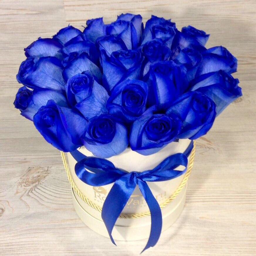 Доставка цветов голубые розы владивосток доставка цветов