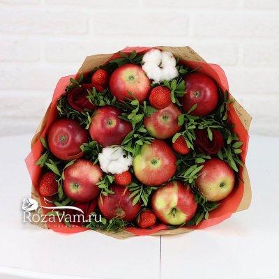 Яблочный букет