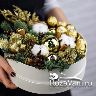 Новогодняя сладость
